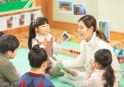 沈阳少儿外教英语培训班