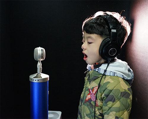 台州零基础少儿声乐培训