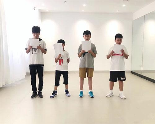 台州声乐培训少儿班