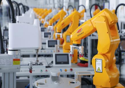 西安工业机器人培训机构排名