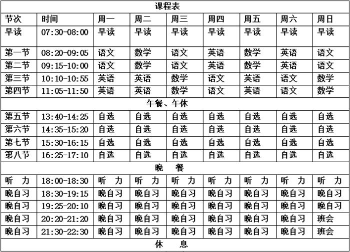 长沙艺考生文化课补习