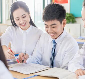 艾肯外语培训学校教学系统