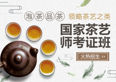 厦门茶艺师培训兴趣班