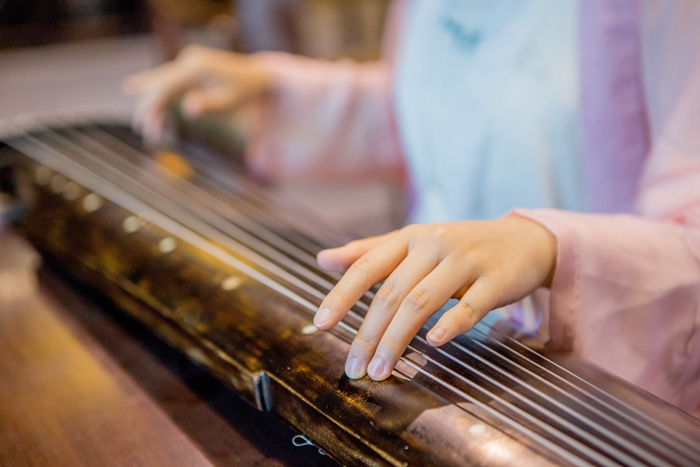 南京古琴培訓班