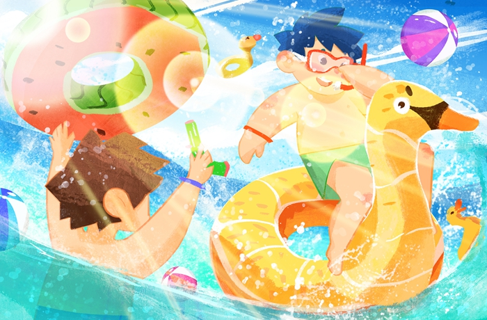 杭州2021年暑假游泳特训班