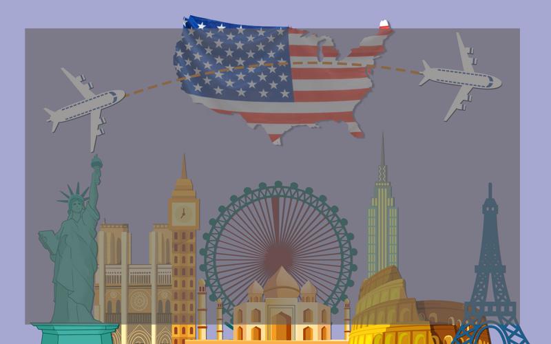 武汉研究生美国留学如何培训