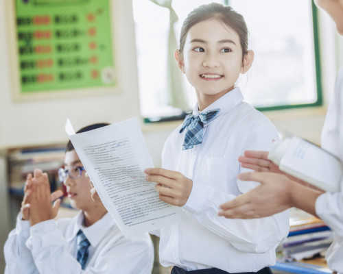 天津少儿外语培训