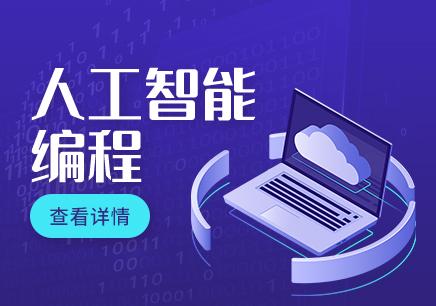 金华永康人工智能编程培训