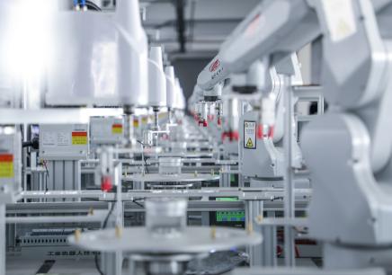 西安工业机器人培训机构哪家好
