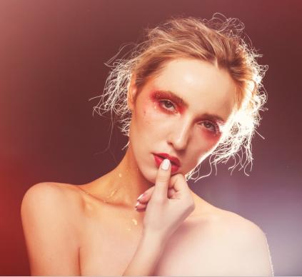 义乌欧美时尚化妆培训
