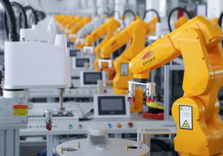 青岛工业机器人培训学校