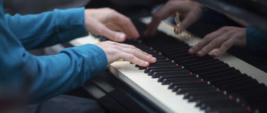 儿童一对一钢琴体验课