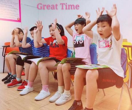 金华5-7岁少儿英语培训一对一