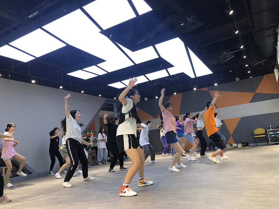 天津学习街舞培训学校