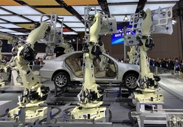 厦门工业机器人价位