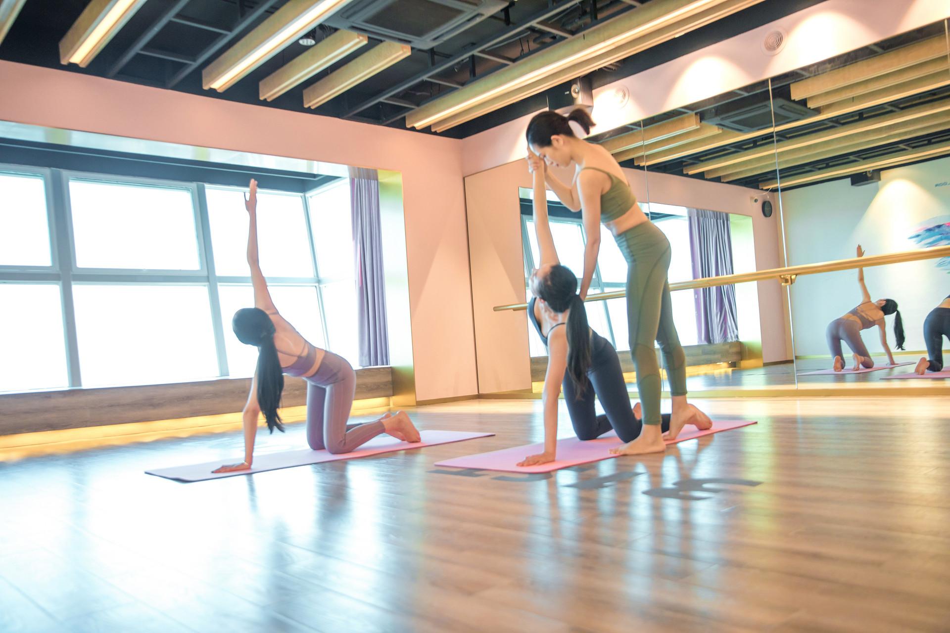 洛阳瑜伽教练培训