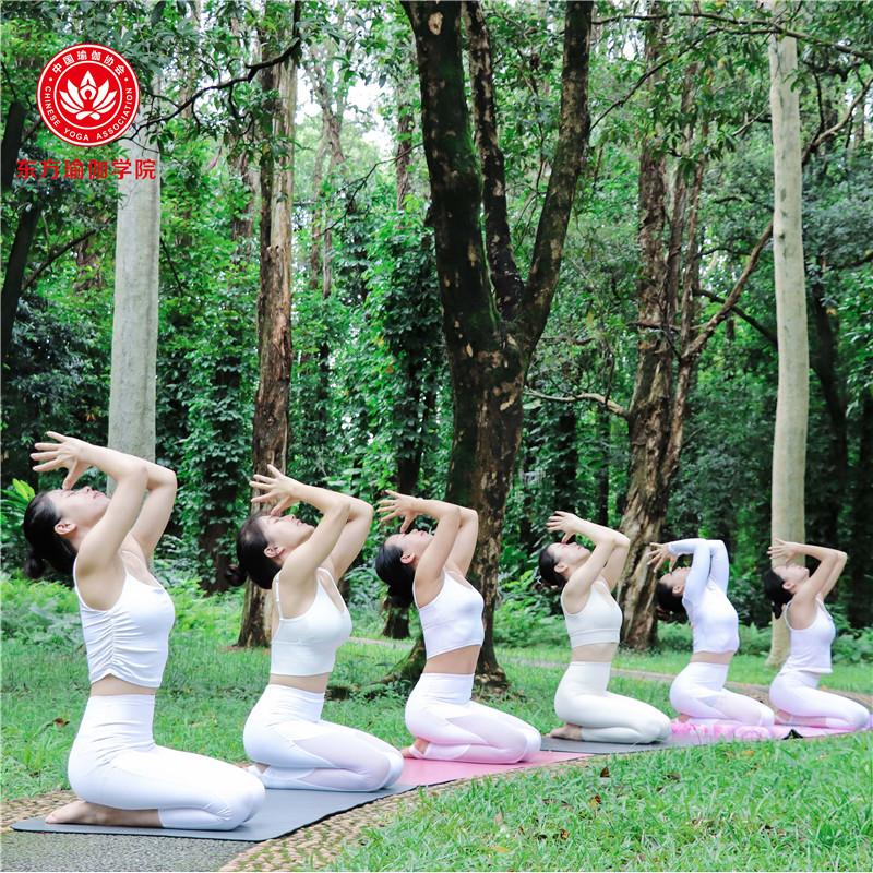 廣州瑜伽教練培訓就業考證班