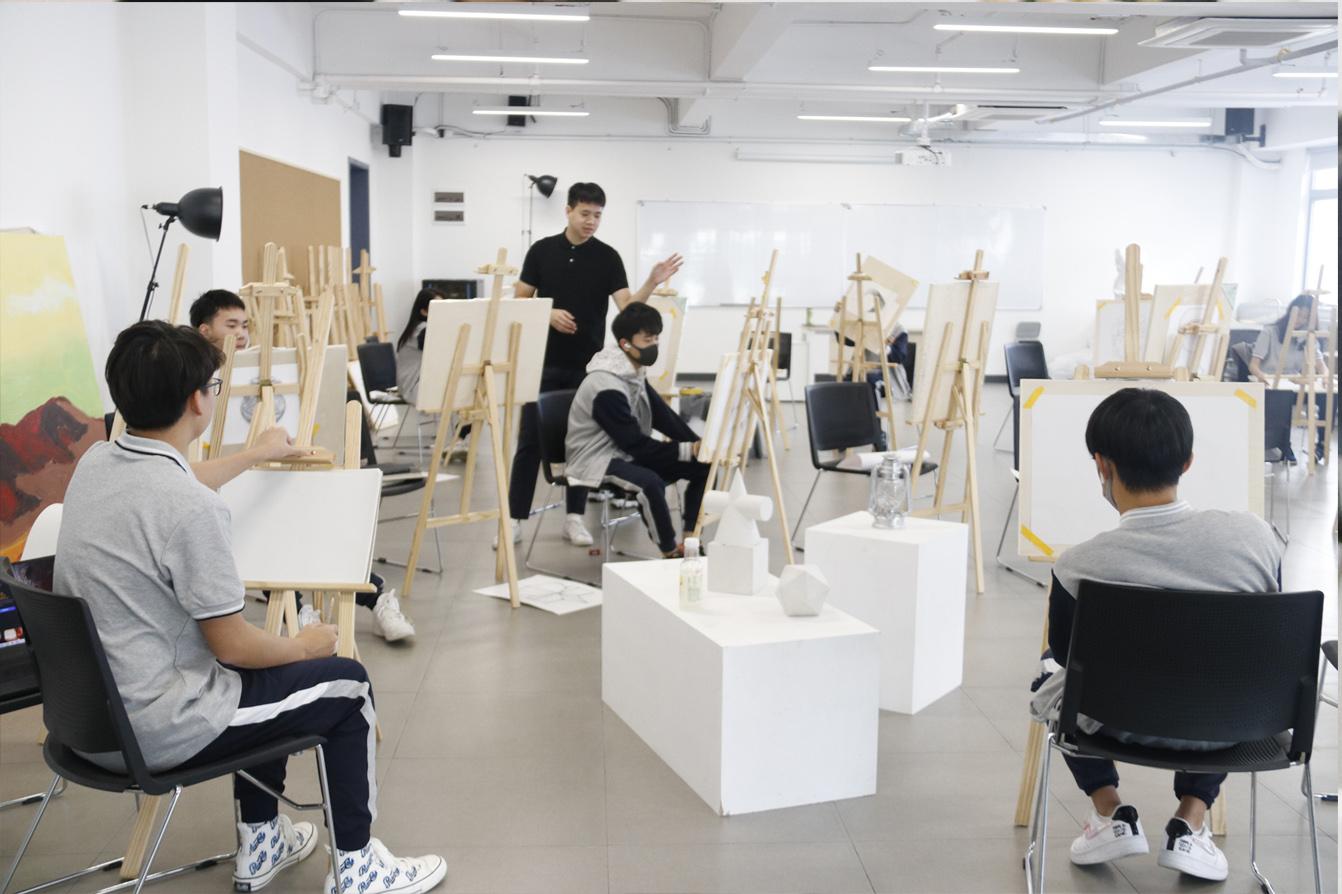 辰美国际艺术学院探究型网投平台app
