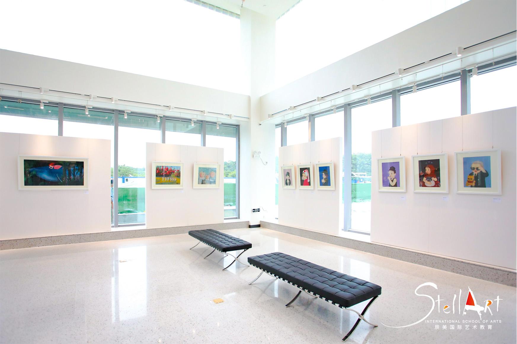2021辰美國際藝術學院招生簡章