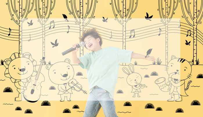 广州儿童声乐学习入门