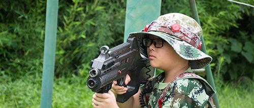 重庆哪里有暑期军训夏令营