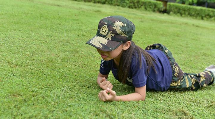 扬州军事暑期夏令营-7天好习惯营