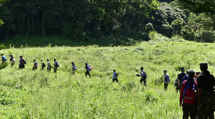 扬州儿童夏令营-21天养成好习惯夏令营