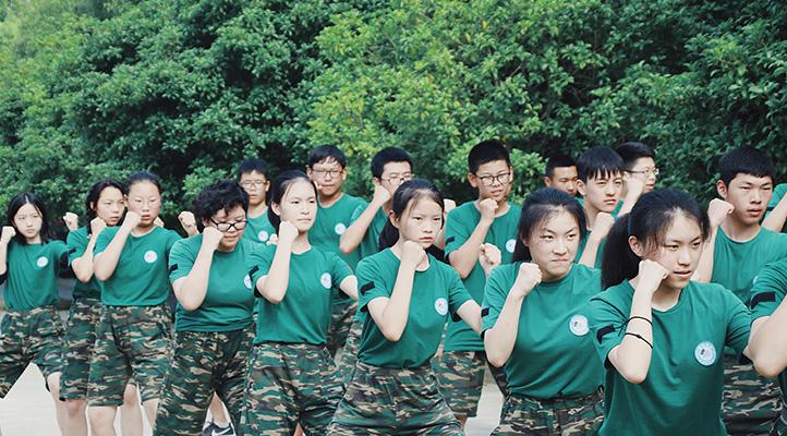 扬州28天成长夏令营