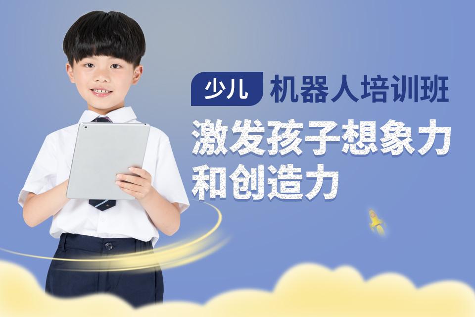 北京小学生儿童编程学习班