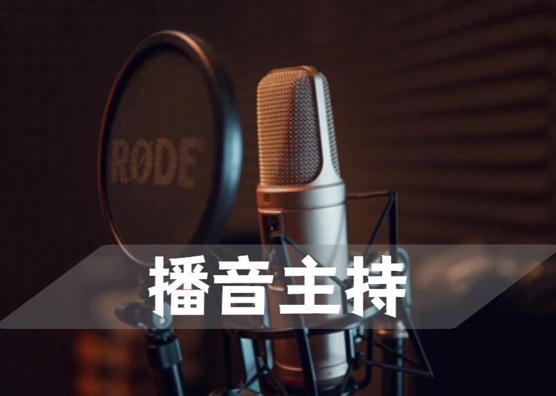 西安十大播音主持艺考培训机构