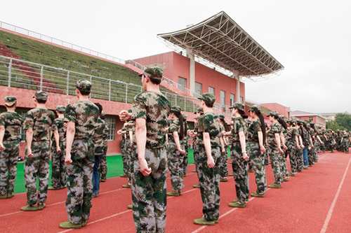 天津暑假夏令营训练基地