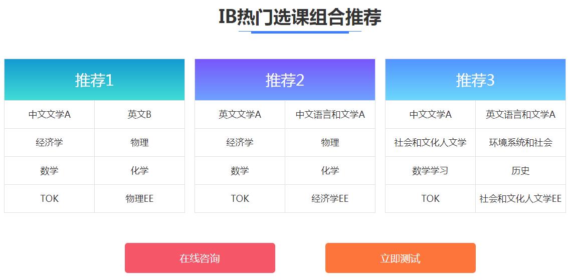 北京IB数学培训学费