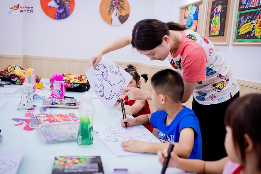 成都小孩美术考级有什么用