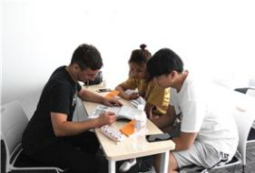 青岛韩语培训-语都韩语高考班