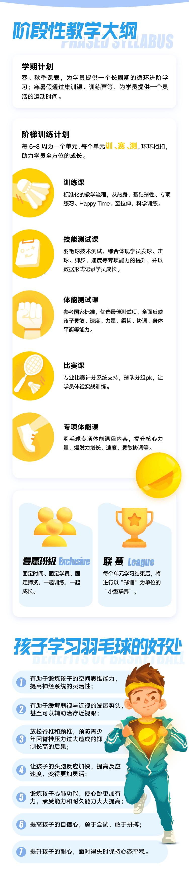沈阳少儿羽毛球培训课程
