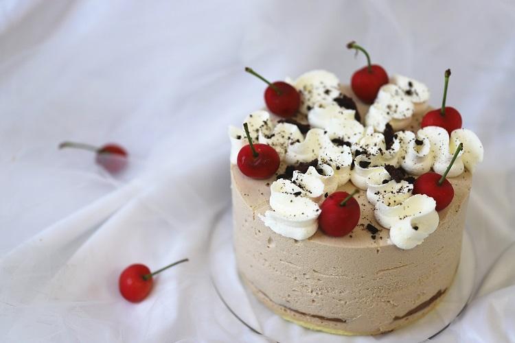 法蓝西首尔风切块蛋糕课
