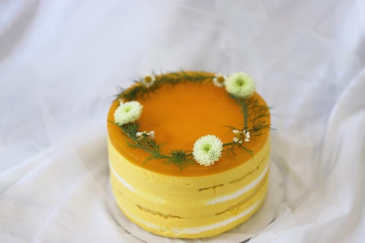 法蓝西高级蛋糕裱花课