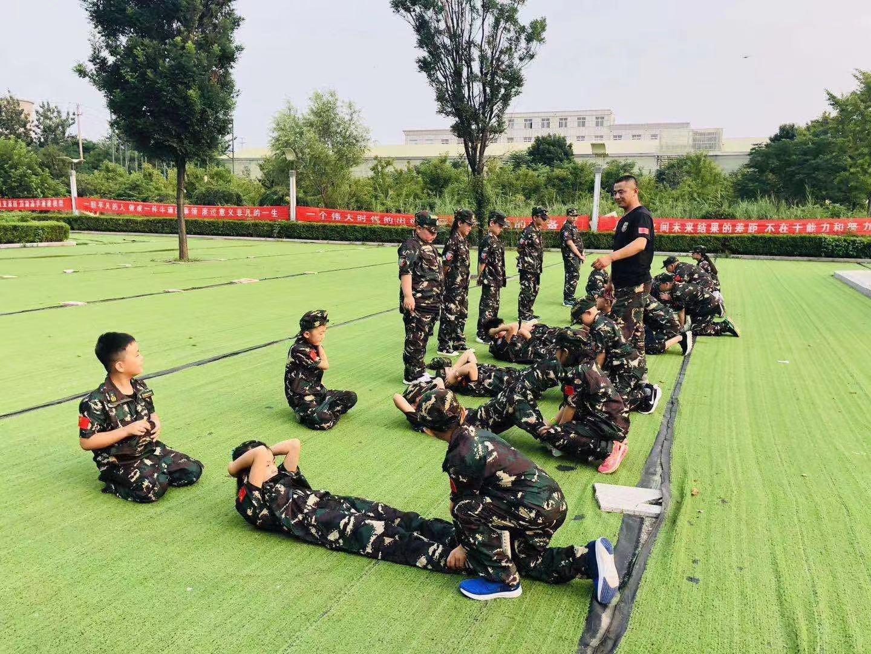 2021黄埔特战精兵国庆营培训