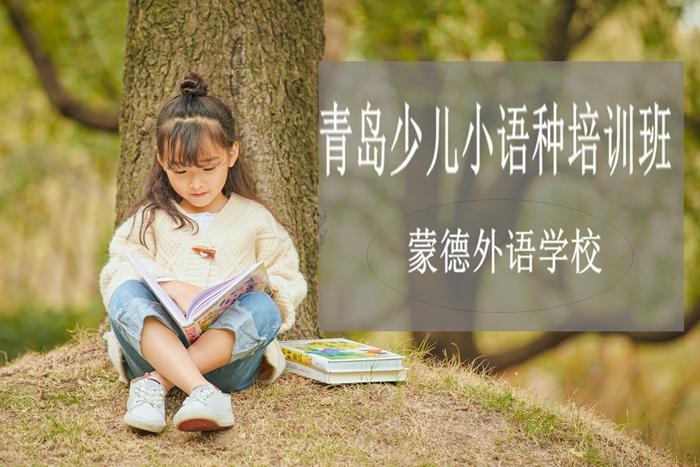 青岛黄岛区中小学生西班牙语培训哪家好