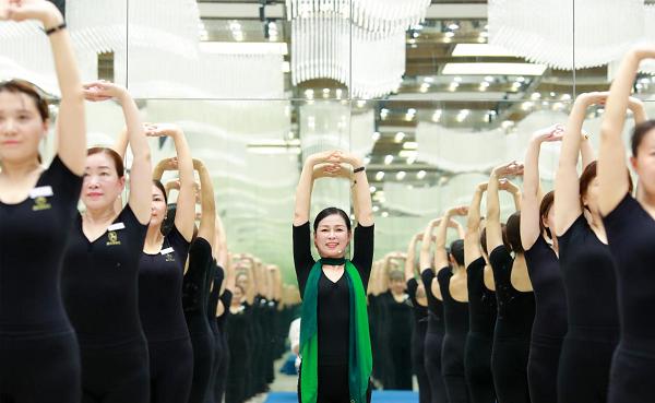 北京优雅仪态初级课程