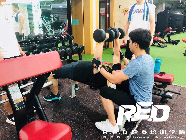 西安健身教练培训班哪好