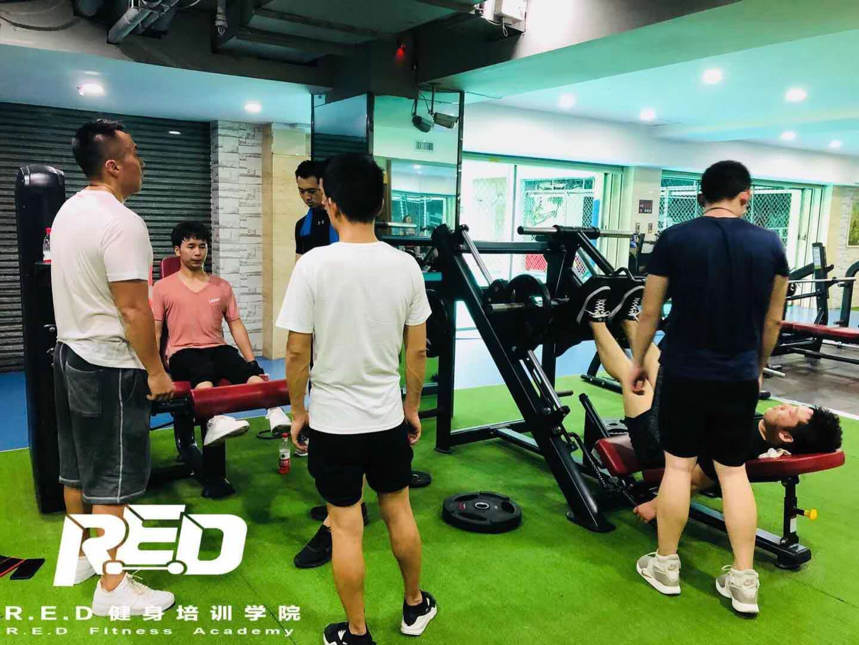 西安专业健身教练辅导哪家好