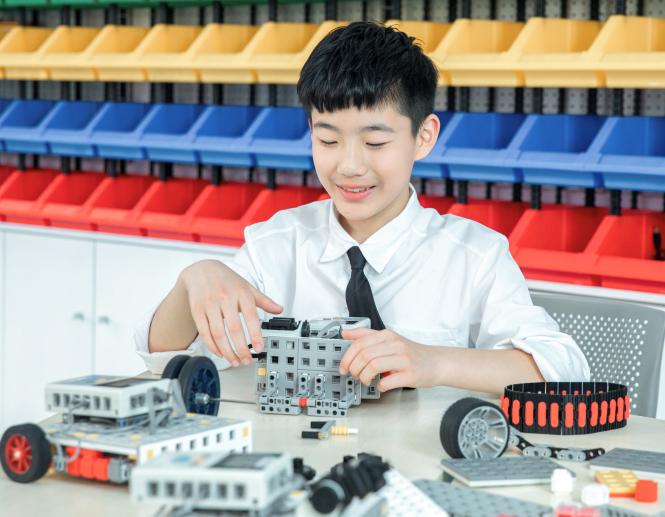 南通儿童人工智能编程培训多少钱