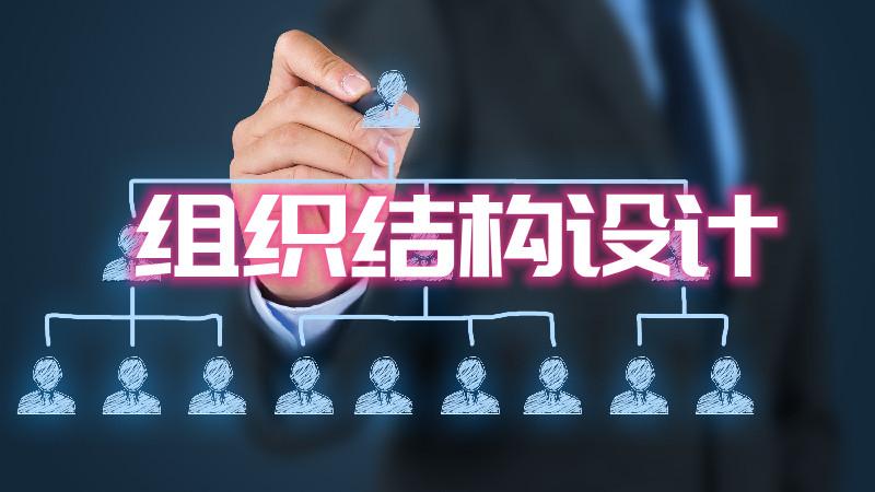 组织结构设计培训咨询