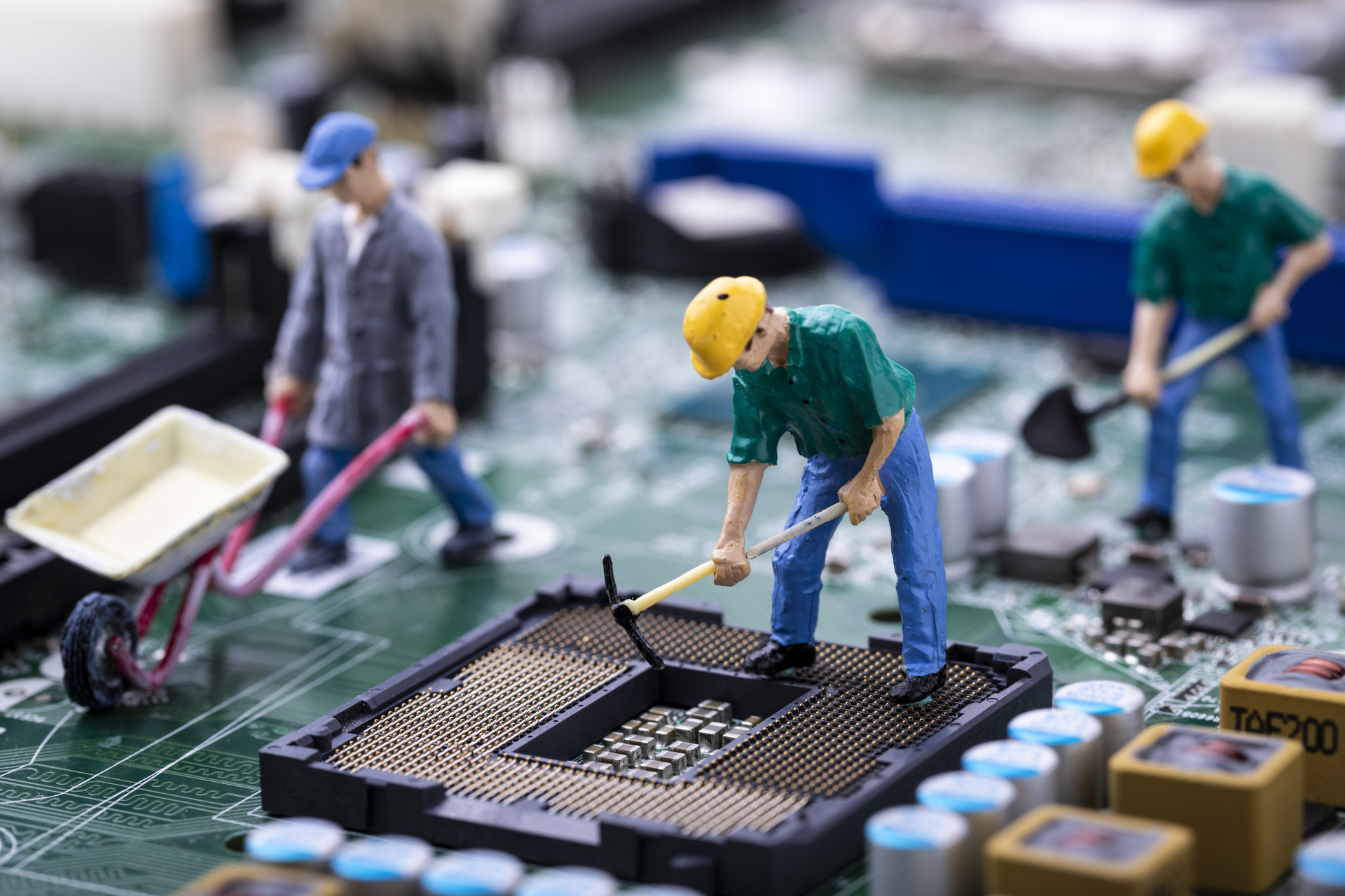 唐山电脑主板维修技术培训